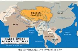 Impact of Tibetan Ecological Disequilibrium on Lower Riparian Regions of Asia