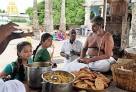 Temple 'prasadam' to be offered first to FSSAI, then God