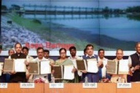 Six States sign MoU for Lakhwar dam in Uttarakhand