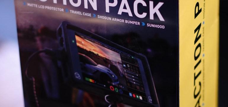 Atomos Shogun Action Pack-1