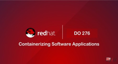 Containerizing Software Application (DO276)