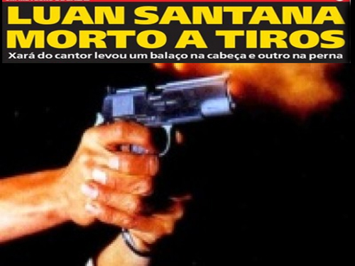 Luan Santana é Assassinado