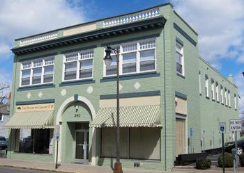 Warren Building - Fair Street