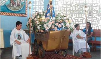 Comunidade-cristã-da-Paróquia-de-Nossa-Senhora-Aparecida-irá-festejar-sua-padroeira