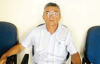 João Alberto Coelho, diretor da Divisa, confirma que exame de paciente deu positivo