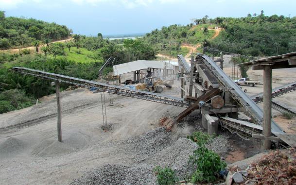 O consumo de calcário agrícola será de 305 mil toneladas em 2014