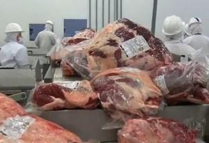 Exportações de carne para a China serão retomadas  (Foto: Reprodução/RPC TV)