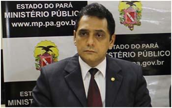 Promotor militar Armando Brasil