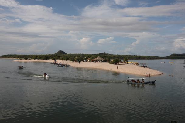 A pesquisa, que também destaca Santarém, foi feita no ano de 2014 e serve como referência para os investimentos das principais rotas turísticas do país