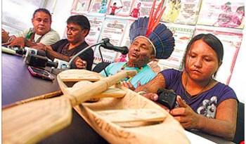 Índios-Munduruku