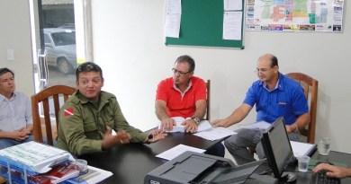 Policial Militar com firmou que viu prefeito afastado- Romanholi passou pela guarnição na divisa do estado dirigindo veiculo em companhia do ex-servidor Hélio Poliezel....