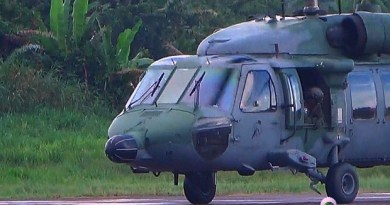 FAB enviou aeronave para fazer resgate de vítimas após esaparecimento de aeronave foto reprodução/Rede Amazônica)