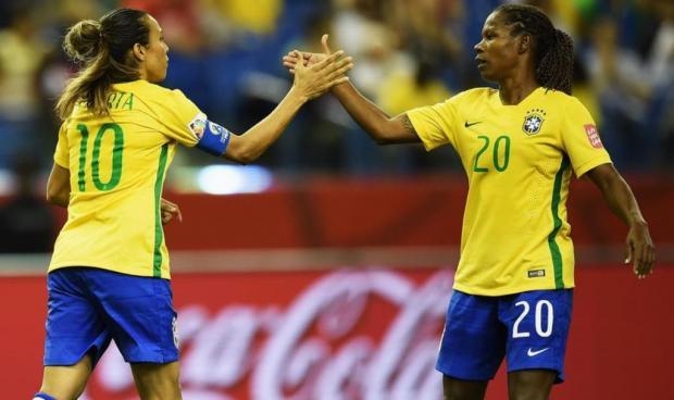 Históricas: enquanto Marta se isolou como maior goleadora do Mundial, Formiga se tornou mais velha a marcar