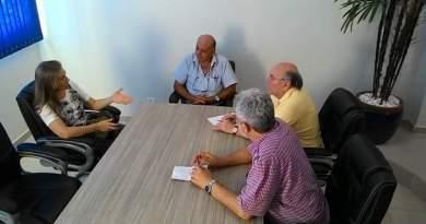 Prefeito Joviano ,Senador Flexa Ribeiro, José Megale e Madalena Hoffman.