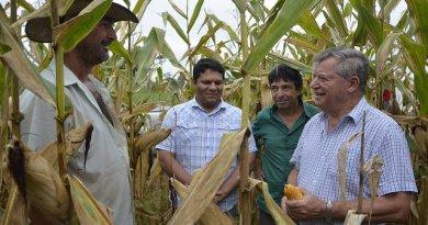 Eloy Luiz Vaccaro (na foto, à direita) (Foto- Jeso Carnerio)