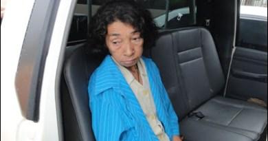 A dona de casa Margarida Alves de Souza, 54 anos, foi presa em flagrante e confessou o crime