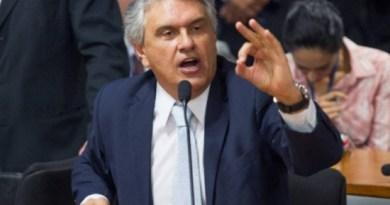 O senador Ronaldo Caiado (DEM-GO)