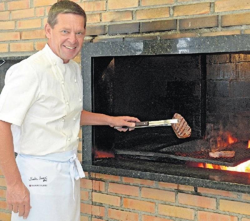 Passatempo: durante temporada na Amazônia, Junior Durski adquiriu o hobby de cozinhar
