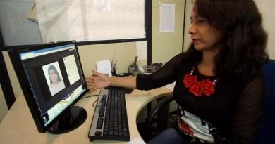 Nilsa Leão, assistente social da Data, diz que os desaparecimentos estão quase sempre ligados a conflitos familiares, relacionamentos amorosos e dependência química (Foto: Carlos Sodré/Agência Pará)