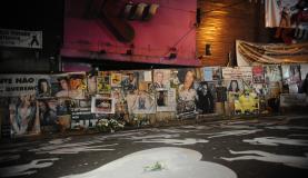 Santa Maria (RS) - Incêndio na Boate Kiss, no dia 27 de janeiro de 2013, deixou 242 mortos Fernando Frazão/Arquivo Agência Brasil