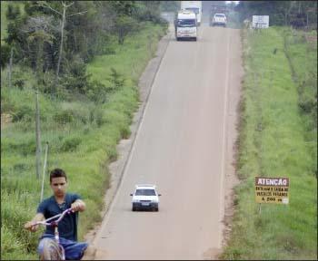 Governo-federal-planeja-privatizar-a-rodovia-Santarém-Cuiabá