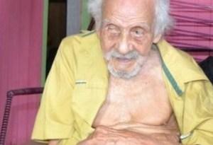 José Coelho de Souza 131 anos