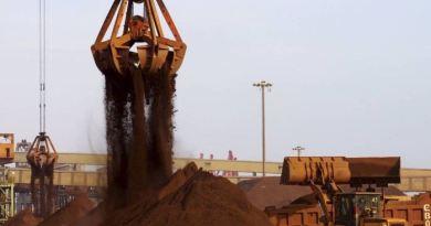 minerio ferro