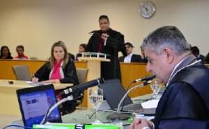 Des. Raimundo Holanda relata feito durante sessão