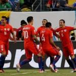 Após paralisação, Chile vence Colômbia e vai à final da Copa América