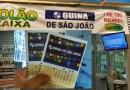 Prêmio da Quina de São João aumenta e pode chegar a R$ 140 mi