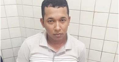 Manoel da Silva foi preso pela Polícia de Santarém