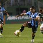 Grêmio perde para o Vitória com arbitragem polêmica
