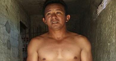 Jaílson Sousa da Silva de 46 anos de idade. (foto Plantão 244 horas news)