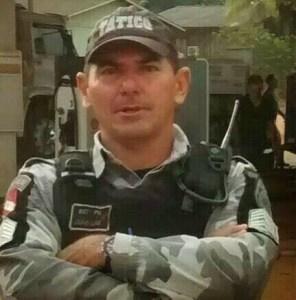 """Sargento João Luiz morto em missão com IBAMA na """"Flona Jamanxim"""" em Novo Progresso"""