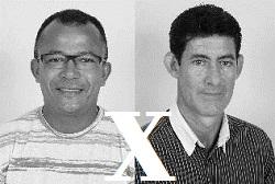 João Garimpeiro (PR) e Juvenil Vargas(PPS)
