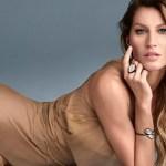 Gisele Bundchen mantém 1º lugar na lista da Forbes