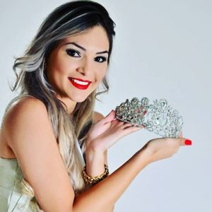 Miss Progresso Glenda Brito. (Foto Facebook)