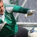 Goleiro Deola aciona Palmeiras na Justiça