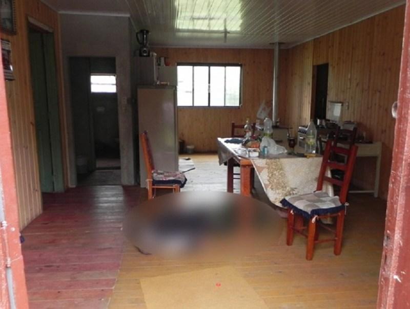 Demétrio teria sido morto a mando da filha, conforme a polícia (Foto: Polícia Civil/Divulgação)