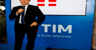 Stefano De Angelis, presidente da TIM