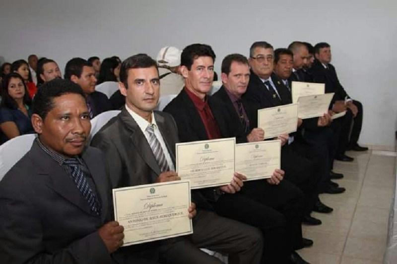 Vereadores eleitos Diplomados