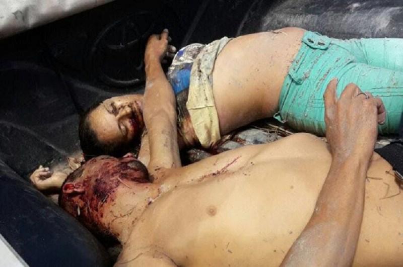 casal assassinado no Garimpo São Raimundo