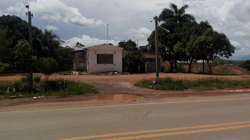 Antiga SEFA de Novo Progresso.- Foto -Jornal Folha do Progresso.