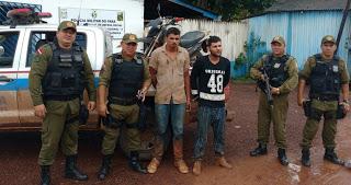 Policia Militar Trairão (?Divulgação)