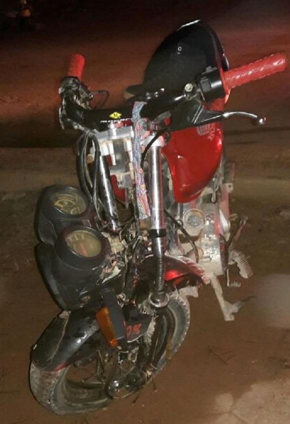 Motocicleta FAN