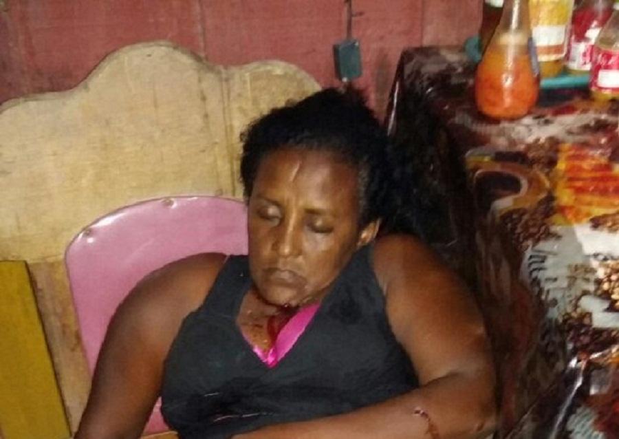 Vendia Espetinho-Mulher é morta a tiros em Novo Progresso