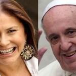 Fafá de Belém se encontrará com o Papa em Portugal