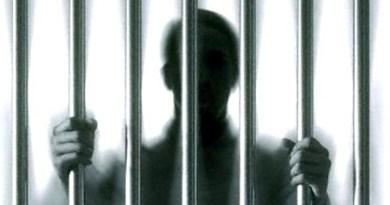 Imprisoned September 1, 2000