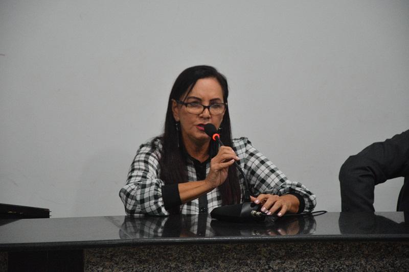 Gisela Brigmann Secretaria de Indústria e comercio