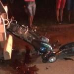 Motociclista morre após chocar na traseira de caminhão parado em Novo Progresso